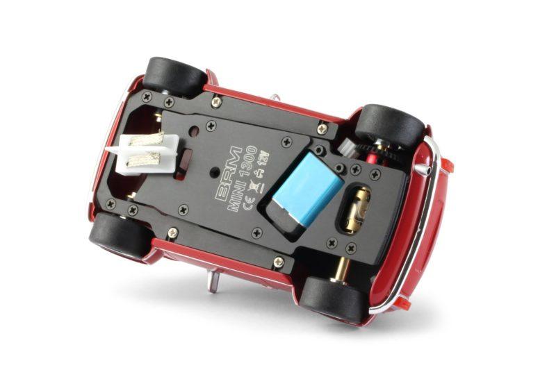 BRM - Mini Rouge toit noir - Chassis