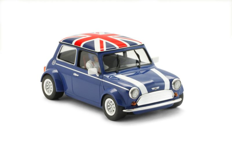 BRM - Mini Union Jack Bleu
