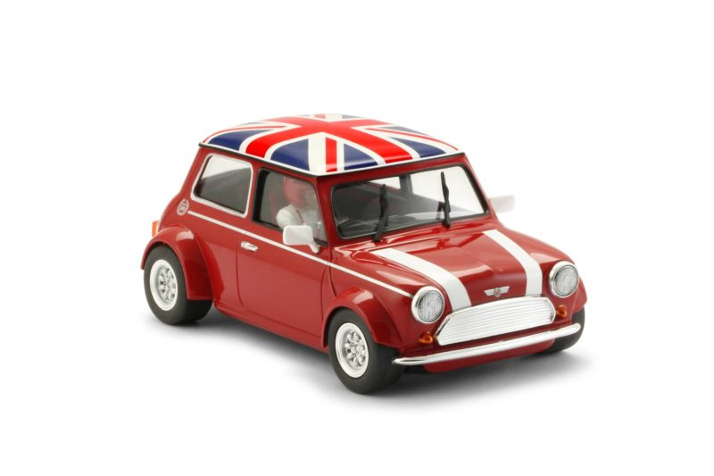 BRM - Mini Union Jack Rouge