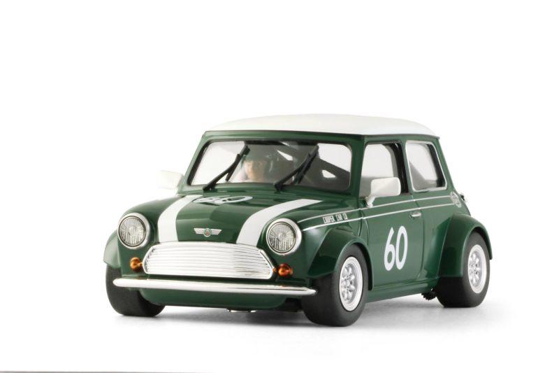 BRM - Mini Verte toit blanc #60