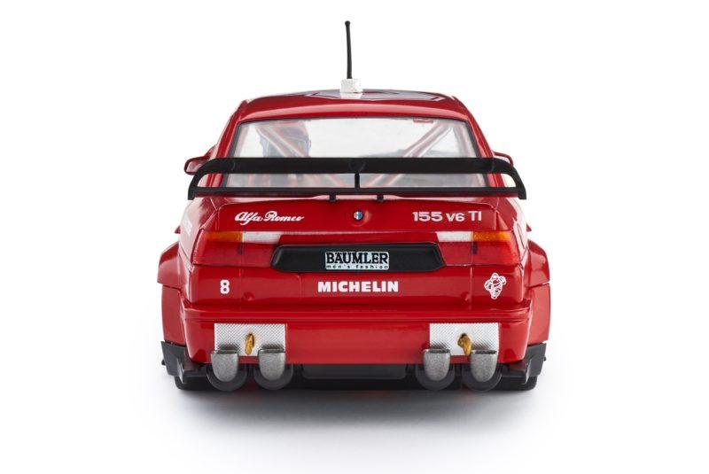 Slot.it l'Alfa Romeo 155 V6 TI - n.7- Winner DTM 1993 - DTM Limited Edition – CW22