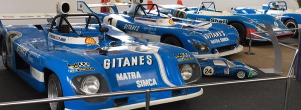 Journées du patrimoine: Du slot racing au musée Matra