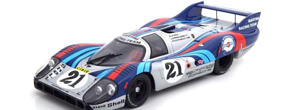 Le Mans miniatures: la Porsche 917LH #21 des 24h du Mans 71