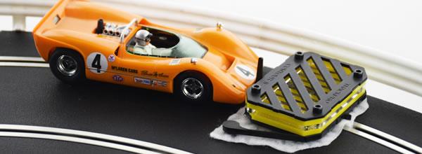 HiTech Safety Displays : Le TrackPro Contour II – nettoyeur de rails