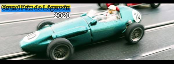 Le grand prix de Léguevin 2020: c'est Formule Fifties