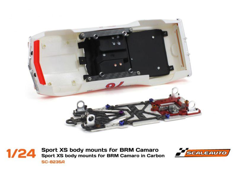 SC-8235 Support de carrosserie châssis Sport XS pour Chevrolet Camaro BRM.