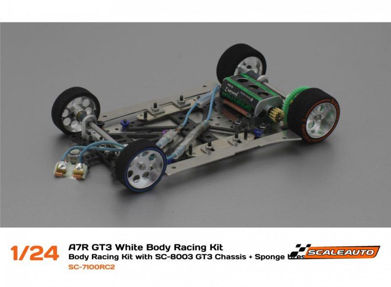 kit SC-7100 RC2 A7R GT3