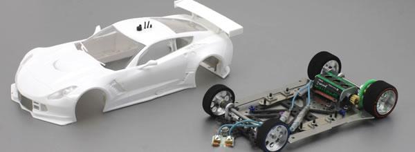 Scaleauto: le kit de l'A7R à l'échelle 1/24 arrive