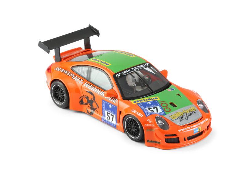 0110AW - Porsche 997 Nürburgring 24h 2014 #57 - AW King 21 EVO3