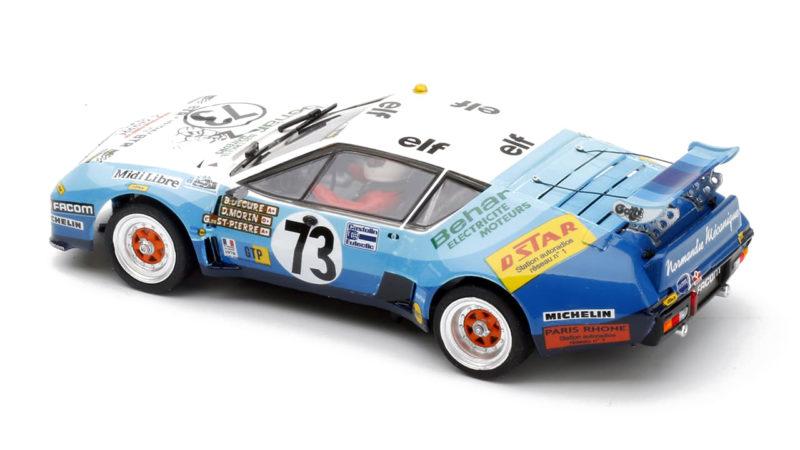 Renault Alpine A310 V6 GTP LE MANS 1978 - TS-12802