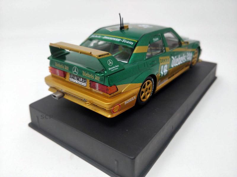 Mercedes 190E – Winner Zolder DTM 1992 #18 (CA44A