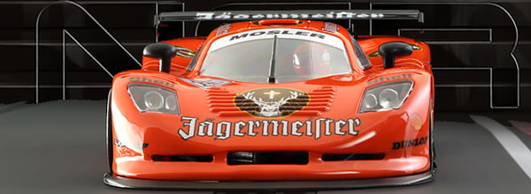 NSR Slot: la Mosler MT 900 R Jägermeister #44 – 0106AW