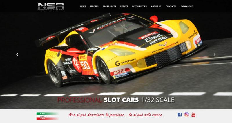 NSR Slot: un nouveau site Internet pour la marque