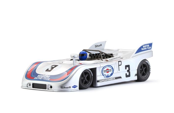 Porsche 908/03 #3 - Martini Racing Team - résultat 1er - pilotes Vic Elford (GB)/Gérard Larrousse (F)