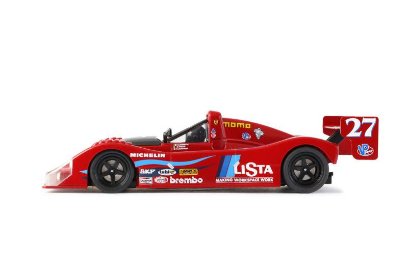 RevoSlot Ferrari 333 No.27 Lista – Ref  RS039