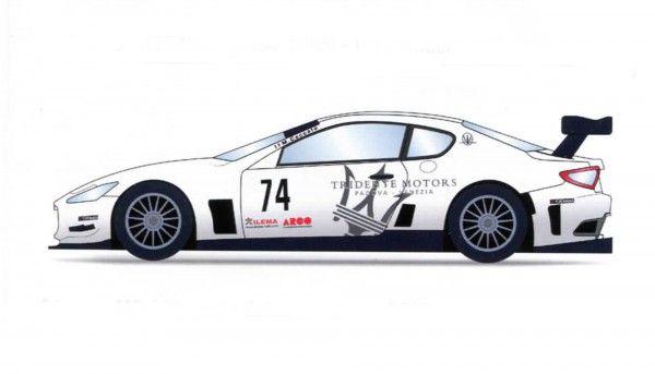 Slot.it: Des nouvelles de la Maserati GT3