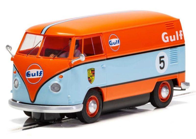 Scalextric Volkswagen Combi Van T1B Gulf Edition - C4060