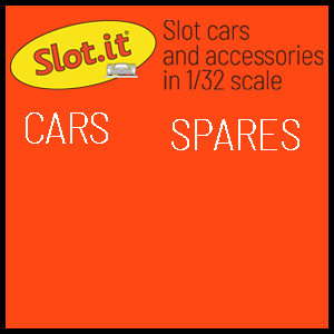 Slot.it fabricant de slot cars