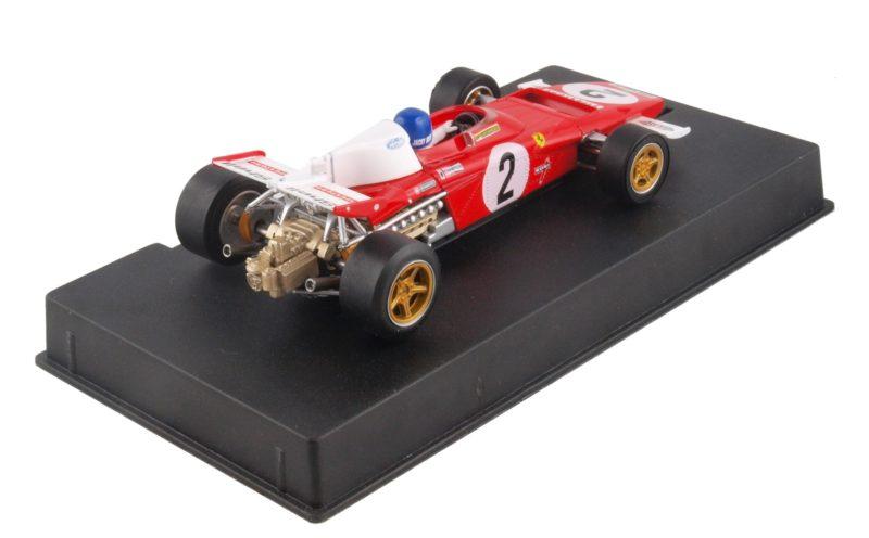 Ferrari 312 B2 #2 - 1st Zandvoort 1971 - Jacky Ickx - Prototype - CAR05a