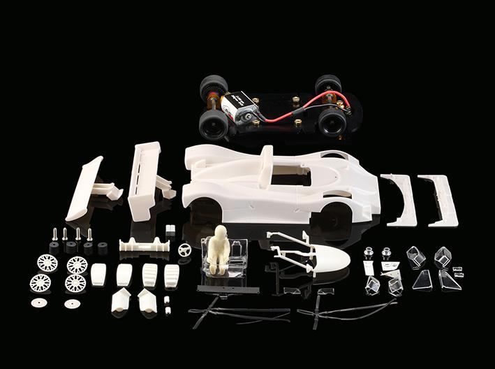 Kit Ferrari F333SP Revoslot type  IMSA type A en aluminium -RS0041A-