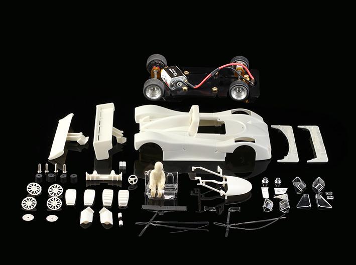 Kit Ferrari F333SP Revoslot type  Le Mans type B en aluminium -RS0041B-