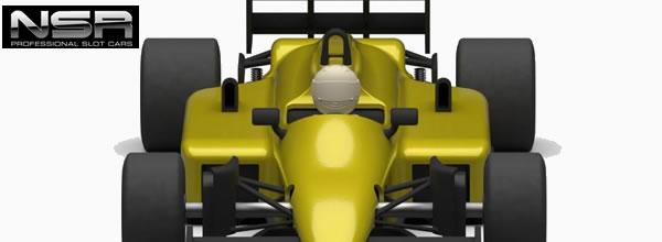 NSR: Des infos sur la Formule 1 86/89