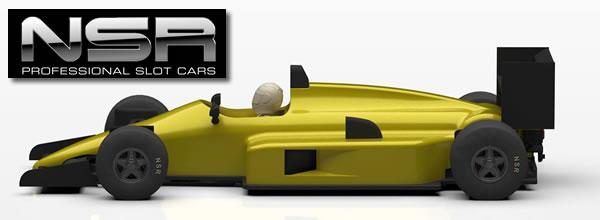 NSR Slot: la Formule NSR86/89 une nouvelle catégorie de Slot Cars