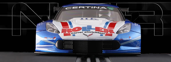 NSR: la Corvette C7.R Callaway #77 Roller ADAC 2016