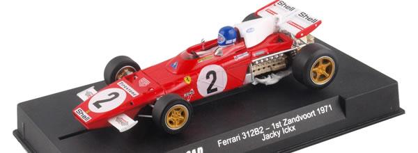 Policar: la Ferrari 312 B2 (CAR05a) est disponible