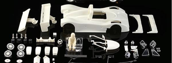 Revoslot: Deux kits à monter pour la Ferrari F333 SP