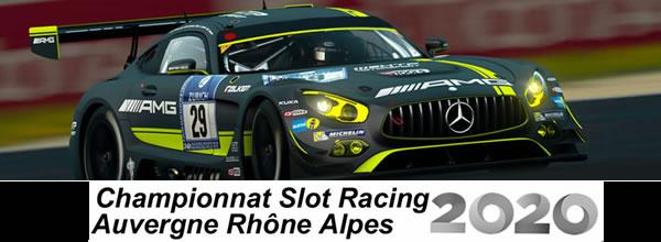 Slot Racing : Le Trophée interclubs – Auvergne Rhône Alpes 2020