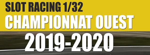 Slot Racing : le Championnat Ouest 2019/2020 est lancé