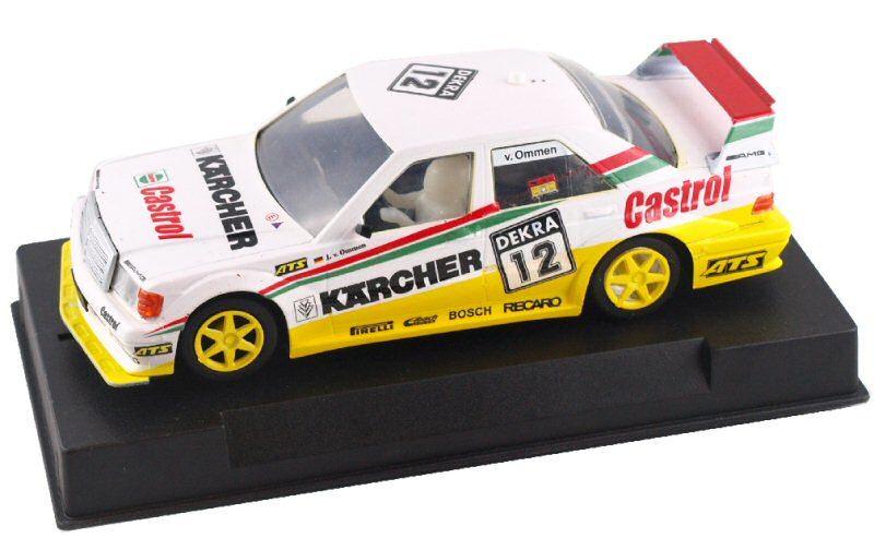 Mercedes 190E No.12 Zolder DTM 1992 Ref - SICA44b