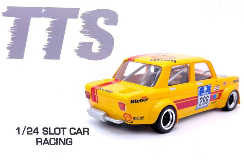 TTS 024 Simca 1000 Rallye Shell Team #286