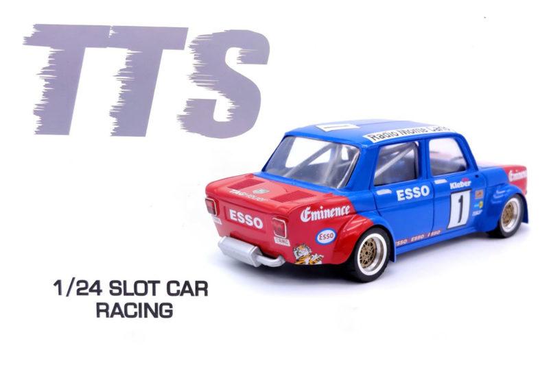 TTS 025 Simca 1000 Rallye Esso Team #1