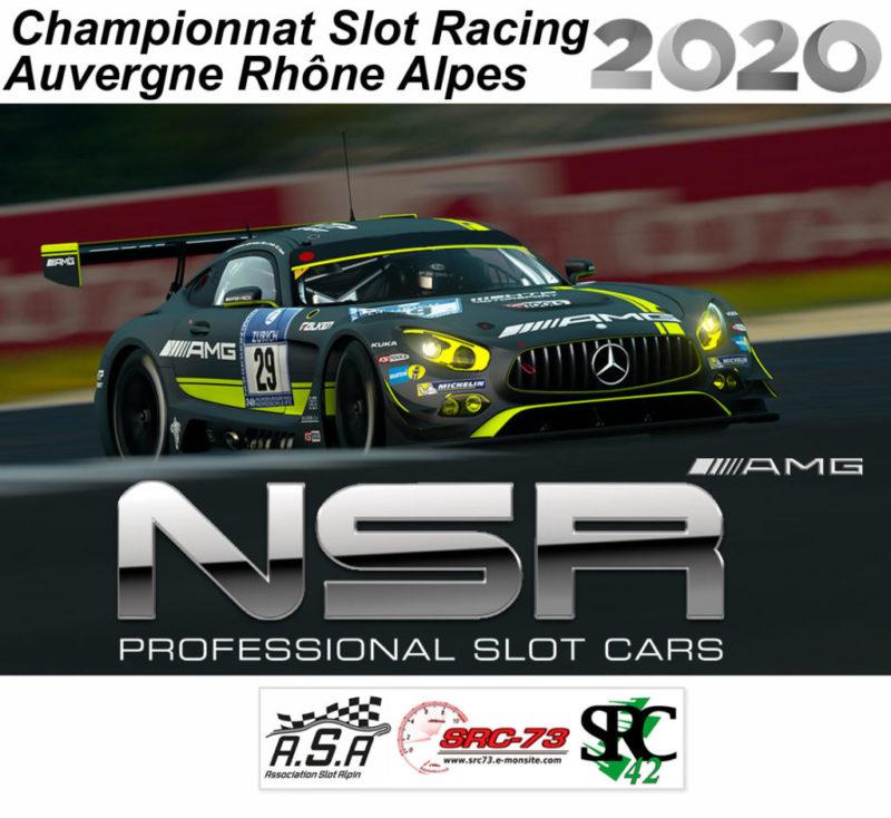 Slot Racing : Le Trophée interclubs 2020 – Auvergne Rhône Alpes