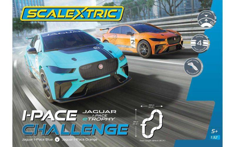 Scalextric - I-Pace Challenge (2 x Jaguar I-Pace) - C1401M