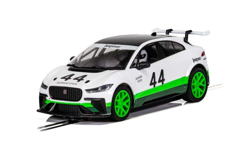 Scalextric - Jaguar I-Pace Group 44 Heritage Livery -C4064