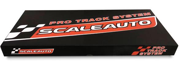 Scaleauto: les rails pour circuit Pro Track en 2020