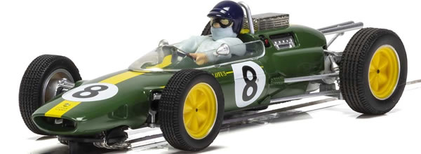 Scalextric : la Lotus 25, Jim Clark Monza 1963 – Limited Edition