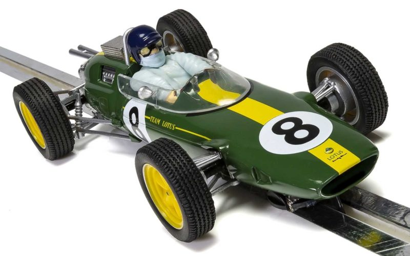 Scalextric  la Lotus 25, Jim Clark Monza 1963 - Limited Edition