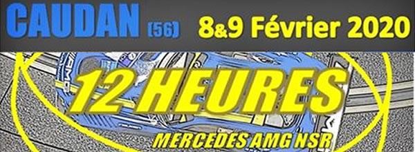 Slot Racing Club de Caudan: les 12h de Caudan les 8 et 9 février 2020