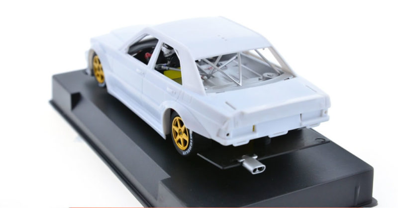 Slot.it le kit blanc de la Mercedes 190E DTM - SICA44z