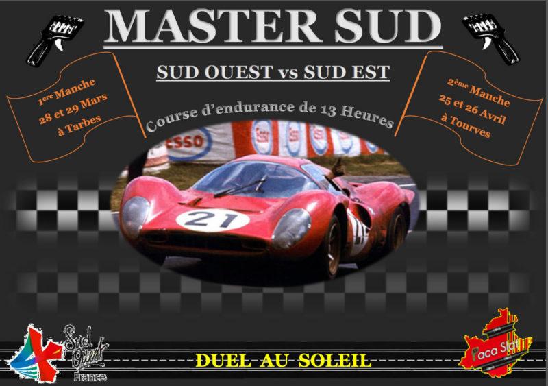 Trophée Master Sud Slot Racing 2020