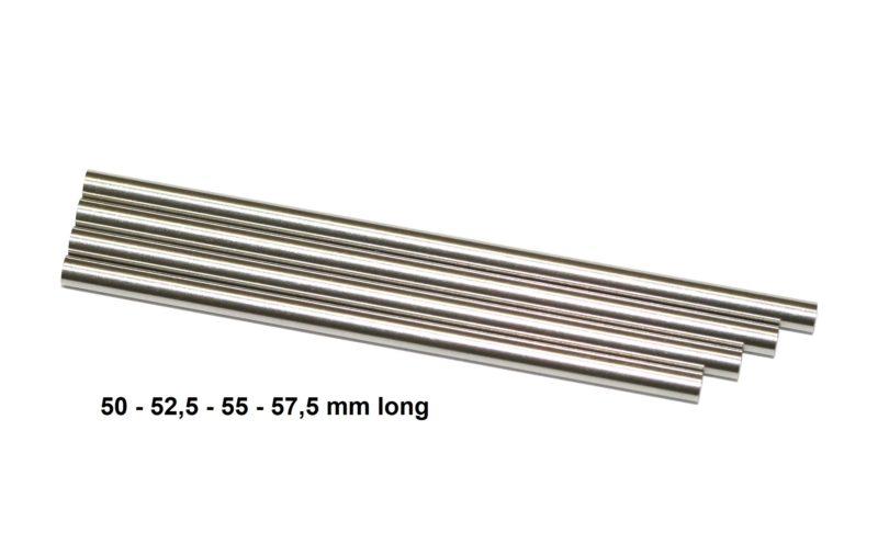 Sloting Plus: des axes creux calibrés pour les voitures de slot NSR