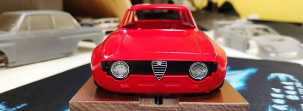 BRM: les premières livrées de l'Alfa GTA 1300 sont dévoilées