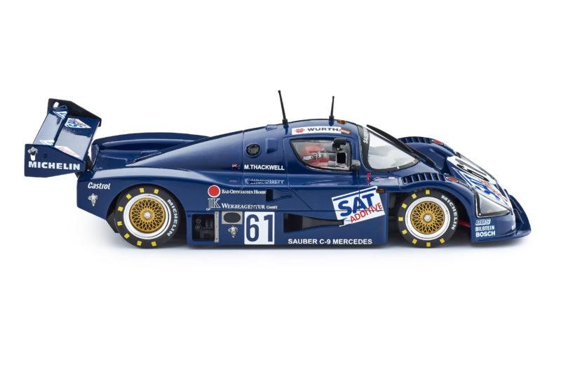 Slot.it: La Sauber Mercedes C9 - Norisring 1987 #61 (CA06I)
