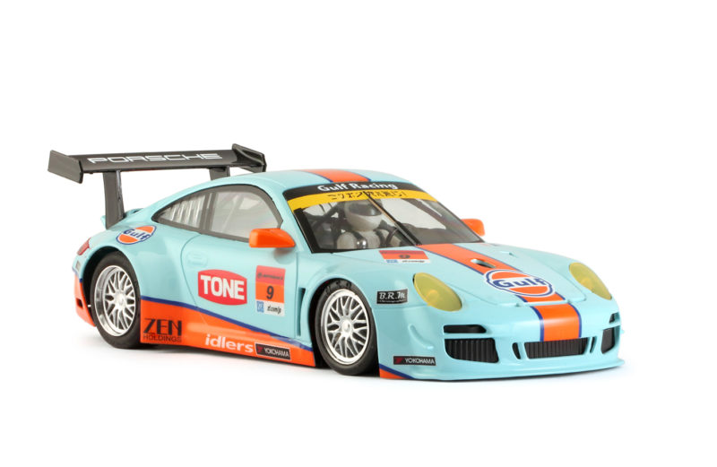 NSR Slot  PORSCHE 997 GULF LIMITED EDITION #9
