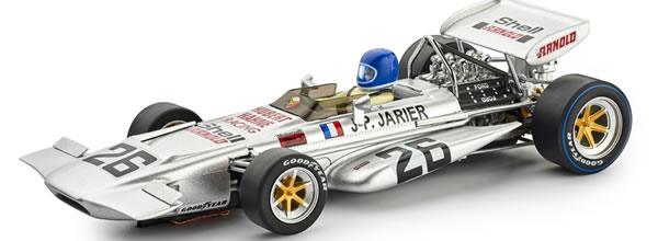 Policar: La March 701 – #26 – Jean-Pierre Jarier – Monza GP 1971