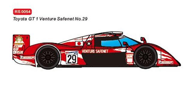 REVOSLOT RS0044 – Toyota GT-One – Venture Safenet #29
